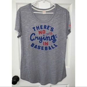 Homage (Express) Baseball T-Shirt